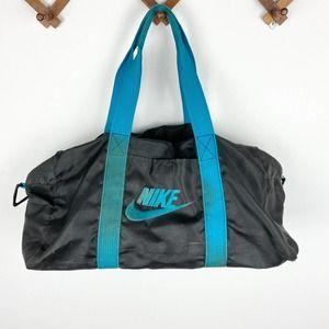 Vintage 90s Nike Duffle Bag Gym Bag